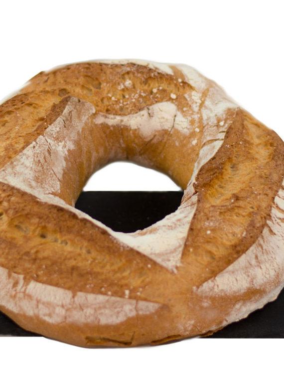 prodotti da forno ciambella macinata a pietra