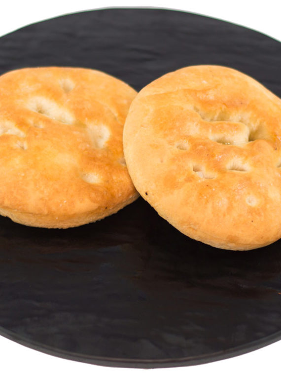 prodotti da forno focaccina 100 gr