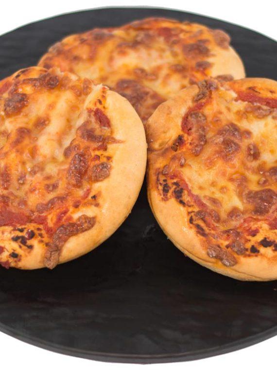 prodotti da forno pizzette 100 gr