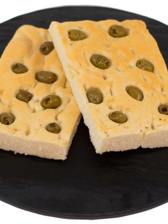 prodotti da forno focaccia alle olive